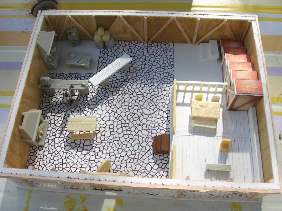 Auberge medievale Auberge-04